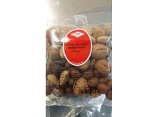 Extra Gold Mixed nuts in shell with brazils 5 x 300gm Packs